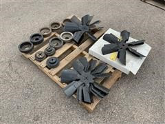 Ford Power Unit Fans & Pulleys