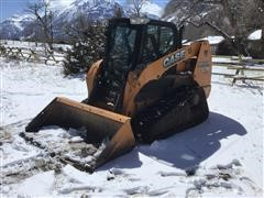 2013 Case TR320 Compact Track Loader