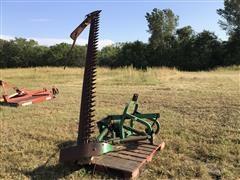 John Deere 350 9' Sickle Bar Mower