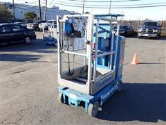 2012 Genie GR12 Vertical Mast Lift