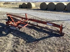 Dempster 3-Pt 14' Hydraulic End Digger