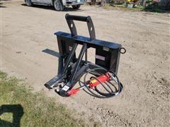 2021 Industrias America Post/Tree Puller Skid Steer Attachment