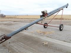 "Mayrath 8"" X 32' Grain Auger"