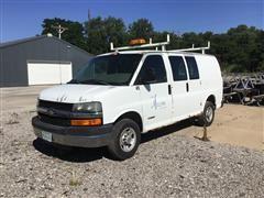 2003 Chevrolet 2500 Express Utility Van