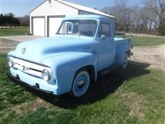1953 Ford F100 2WD Pickup