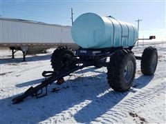 Duo Lift DS-1600 All Wheel Steer Nurse Tank