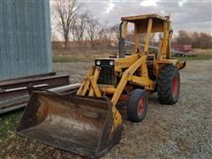 Case 480B 2WD Loader Backhoe