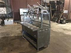 Commercial Food Prep Equipment/Heated Food Server