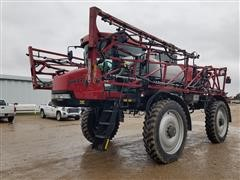 2007 Case IH Patriot SPX4420 Self-Propelled Sprayer