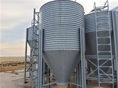 4 Ton Bulk Feed Storage Tank