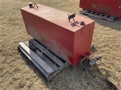 Square Fuel Tank