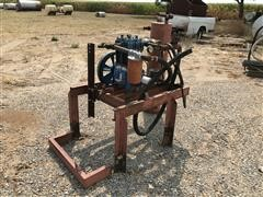 Quincy 240PNG Natural Gas Compressor