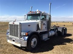 1996 Peterbilt 379 Tri/A Truck Tractor