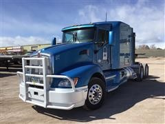 2012 Kenworth T660 T/A Truck Tractor