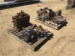 Detroit 453 Engine Parts