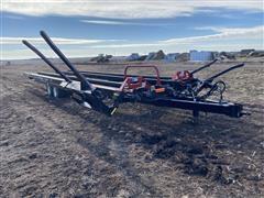 Farm King 2450 Round Bale Carrier