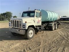 1985 International F2574 T/A Nurse Truck