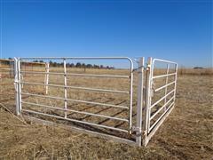 Daniels 10' Portable Low Level Arch Gates
