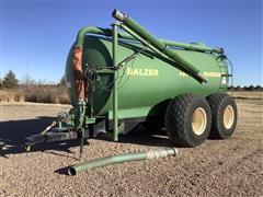 Balzer 4800 Magnum T/A Liquid Manure Spreader