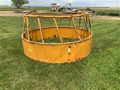 Sioux Steel Round Bale Feeder