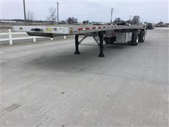 2012 Reitnouer MaxMiser T/A Flatbed Trailer