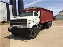 1980 Chevrolet Kodiak T/A Grain/Silage Truck