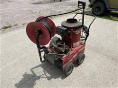 Hotsy HC 165A Hot Water Pressure Washer
