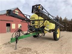 2012 Bestway Field-Pro IV 1850 Pull-Type Sprayer 100' Boom