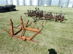 """Allis-Chalmers Parts & 40"""" Pull Type Cultivator"""