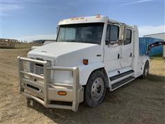 1999 Freightliner FL60 S/A 4 Door Truck Tractor