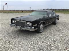 1979 Cadillac Eldorado Diesel Car