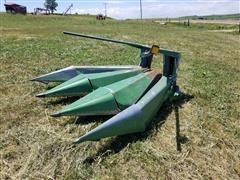 John Deere /AGCO 623 3 Row Corn Head