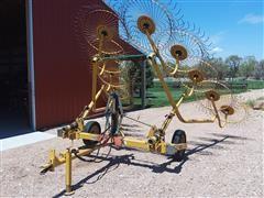 2002 Vermeer WR22 Ground Wheel Rake