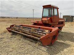 1973 Case 1275 Self Propelled Windrower