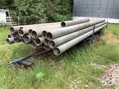 Tex-Flow / Duo Lift Aluminum Pipe