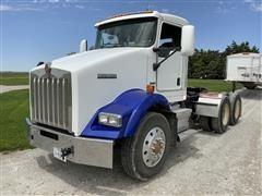 2006 Kenworth T800 B T/A Tractor Truck