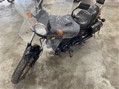1983 Yamaha 920 Midnight Virago Motorcycle