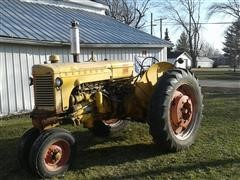 1950 Minneapolis-Moline U 2WD Tractor