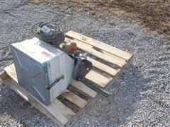 Gandy Talc Power Applicator