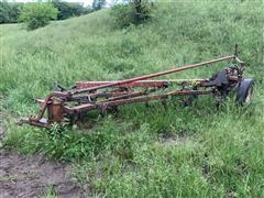 5 Bottom Semi Mount Plow