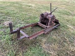Tractor Winch