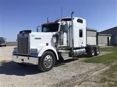 2003 Kenworth W900L T/A Truck Tractor