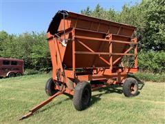 DU-AL 5000 Silage Dump Wagon