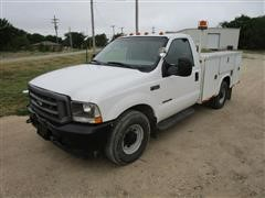 2003 Ford F350 2WD Service Truck
