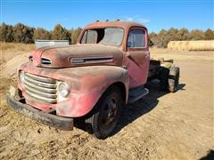 1948 Ford F-6 2WD Pickup (INOPERABLE)