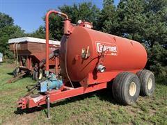 Calumet V-2750 Liquid Manure Spreader