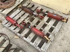 Cross Hydraulic Cylinders