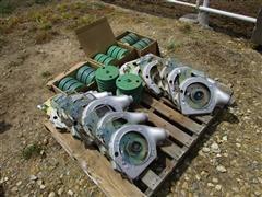 Great Plains YP2425 Bulk Fill Singulator Seed Meters And Seed Drums