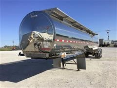 1997 Brenner T/A Stainless Steel Tanker Trailer
