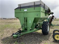 A&L 47 - 500 Bushel Grain Cart